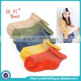 Cheap 100% organic cotton kids and baby socks wholesale