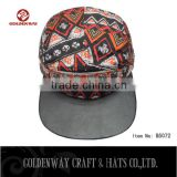 Stylish Leather Snapback Caps And Hats/ Black Leather Snapback Caps/ Caps From Manufacturer