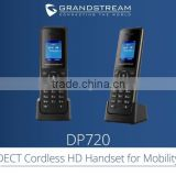 DP720 Grandstream - DECT Cordless HD Handset for Mobility - HD DECT phone