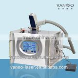 Chinese ISO CE approved beauty machine luxury long wavelength nd yag skin rejuvenation