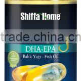 3 Omega 3 Fish Oil Soft Capsule Fish Oil Omega 3 Slow the development of plaque in the arteries