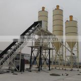 Low cost 50/100 Ton cement silo for brick making machine concrete pole making machine