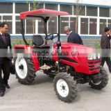 LZ304 small Tractor, 30HP, 4WD tractor, can fit with plough, harrow, tiller, loader, backhoe etc. implements