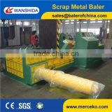 High quality used scrap metal compactor manufacturer