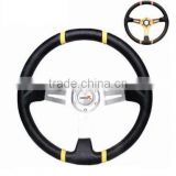 350MM PVC Car Steering Wheel