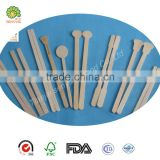 direct manufactuirer disposable wooden coffee stirrer sticks