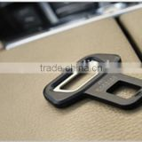 Best price Car safety belt clip Brand New and High quality Car Seat belt buckle Vehicle-mounted Bottle Opener Dual-use