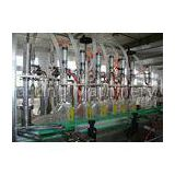 Electric Gel / Shampoo / Motor Oil Automatic Filling And Capping Machine with Piston Pump