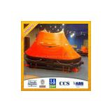 CCS&EC Approved 10 Persons Self-Righting Inflatable Marine Life Raft (KHZ-10) for Marine Ship