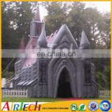 Outdoor pvc pagoda party tent,China inflatable castle tent,Commercial Chongqi party tent