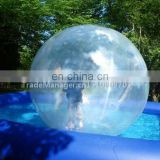cheap inflatable aqua ball swimming pool /inflatable zorb aqua pool/water pool