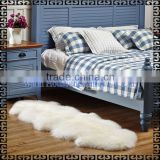 2016 Sheepskin Rug Natural/ Natural Color or Dyed Color Sheep Skin Rugs/Animal Skin Rugs