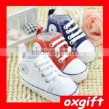 OXGIFT Various new design kids toddler shoes first walkers wholesale shoes baby moccasins
