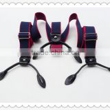 ladies' /men's Fashion button trousers suspenders