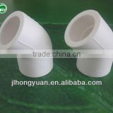 2013 Widely-used PPR pipe fitting/45 degree elbow for cold and hot potable piping system