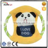 Hot Sale Wholesale Custom High Quality Pet Toys Folding Fabric Frisbee