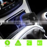 2016 Hot New Product High quality Car charger Air purifier car freshner