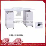 Customized Size Cheap Nail Table with Dust Collector