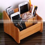 wholesale wood Remote control storage box gift box