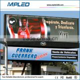 Golden supplier of large stadium led display screen stadium led display advertise