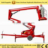 5-15m Diesel Power Compact Mini Boom Lift Manual Boom Lift                                                                         Quality Choice