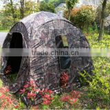 Factory sale pop up Camo hunting tent Camouflage tent hunting blind pop up tent                                                                         Quality Choice