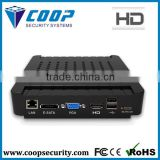 Security System HD 1080P IP Camera 8 Channel Mini Full HD POE NVR with 2.5 Inch HDD