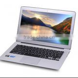 13.3 inch intel i3 wholesale laptops with 500gb with h81 with window8