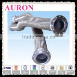 AURON compression crooked Expansion Joint Rubber Bellows /EPDM NBR NR SBR dustproof rubber bellow /molded rubber bellow