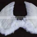 Big White Angel Wings Feather Angel Wings Butterfly Wings For Party Supplies