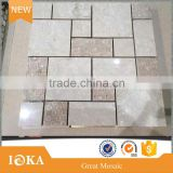 Nature Stone Mosaic Tile For Building Decoration
