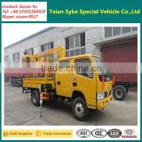 Good Performance 2T Telescopic Boom Truck Mounted Crane