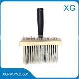 wall decorative ceiling cleaning brush/square wall brush wood handle/nylon brush roller