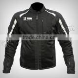 Motorbike Cordura Jacket Made of 100% Polyester 600D, Inside waterproof & Breathable fabric