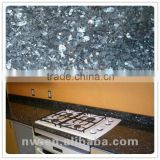 Blue pearl granite kitchen worktop