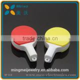 Wholesale price in Alibaba colorful lovely mini table tennis bats mp3 music player