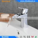 Waterfall Bathroom UPC Basin Sink Faucet Beautiful Design
