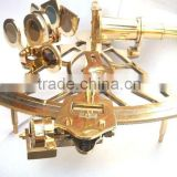 Marine Captain Sextant /Brass Nautical Sextant / brass sextant NS101784