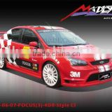 Fiberglass body kits for FORD-06-07-FOCUS(3)