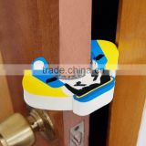 Baby Mate eva foam door holder stopper Door stop holder weatherproof and baby safe window and door stop