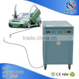 hot sale car care machine blue car wrapping foil