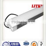 waterproof batten IP65 80W 110LM/W LED linear low bay, Aluminum triproof light, ensure good quality , 5year guarantee I