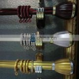 2013 new design elegant curtain rod parts for sale