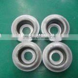 conveyor idler components bearing bracket and labyrinth seal