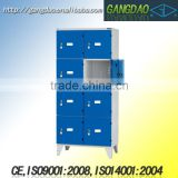 8 door metal steel school bathroom staff locker                                                                         Quality Choice