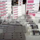Wholesale orignal THK HIWIN IKO NSK NB linear guide block and rail with huge stocks and cheap prices