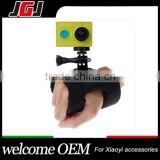For Gopro Hero4 360 Degree Swivel Rotation Hand Wrist Strap Belt Tripod Mount For Xiaoyi