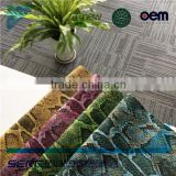 snake skin pu synthetic leather material price per meter