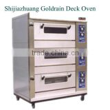 High Quality and Best Price 3 deck Electric Deck Oven on Sale