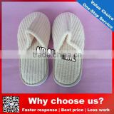 Hotel disposable slipper, hotel non-woven slipper